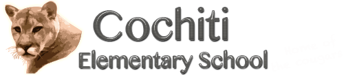 Cochiti Elementary School  Logo
